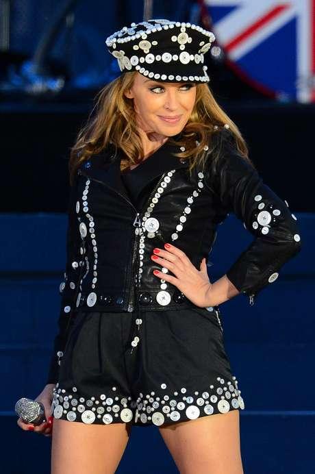 Kylie Minogue Foto: AFP