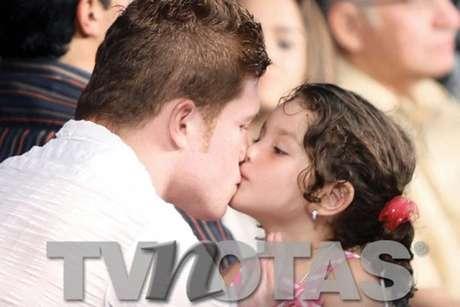 El corazón de 'El Canelo' Álvarez ya tiene dueña. Foto: TVNotas.com.mx