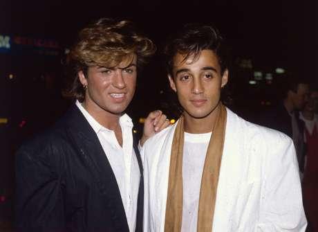 George Michael y Andrew Ridgeley  Foto: Getty Images