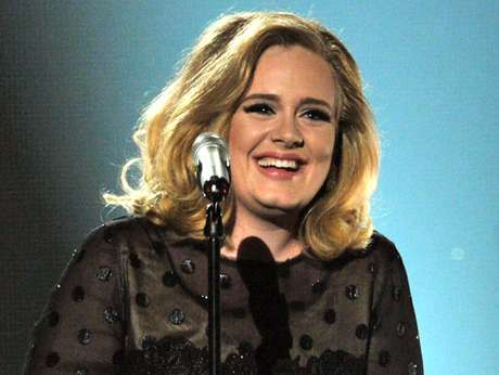 Adele. Foto: Getty Images