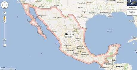 El mapa de Google estará disponible el domingo desde las 20 horas (México) y su función será llevar transparencia. Foto: REPRODUCCION