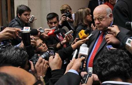 La OEA convoca una sesión para el lunes para estudiar el informe de Insulza sobre Paraguay Foto: Agencia EFE / EFE en español