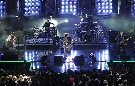 La banda que se formó en Cuernavaca y se consolidó en México, ahora conquista el resto del continente. Colombia será una de sus muchas paradas en una gira por todo Hispanoamérica. Foto: Getty Images