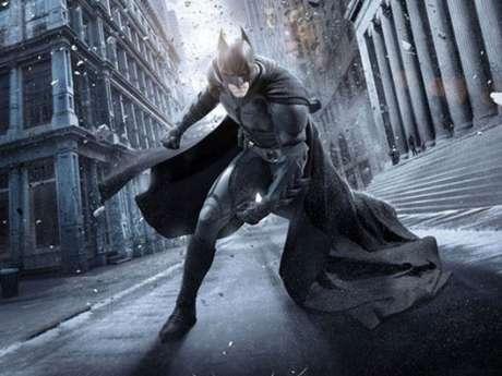 """Batman, """"The Dark Knight Rises"""" Foto: Difusión"""