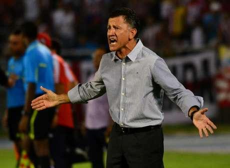 Juan Carlos Osorio, técnico de Atlético Nacional. Foto: Terra