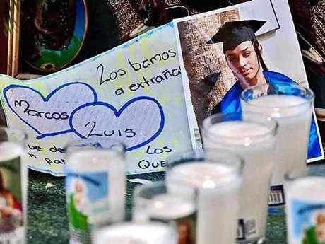 Entre el 2000 y 2008 fueron asesinados en México 36 mil 444 niños y jóvenes de entre 10 y 29 años. Foto: Reforma/Archivo