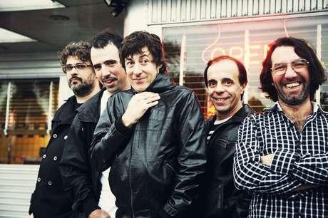 La banda uruguaya de rock alternativo El Cuarteto De Nos anunció en su página de Facebook su visita a Colombia para presentarse en el Festival Internacional Altavoz 2012 el 14 de octubre. Foto: Reproducción Alejandraerbetta.com.ar