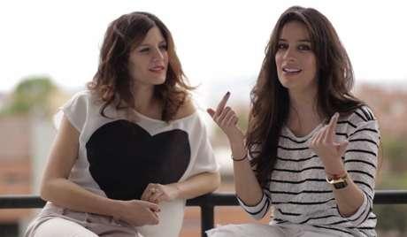 Mabel Moreno y Manuela González protagonizan 'Susana y Elvira'. Foto: Captura