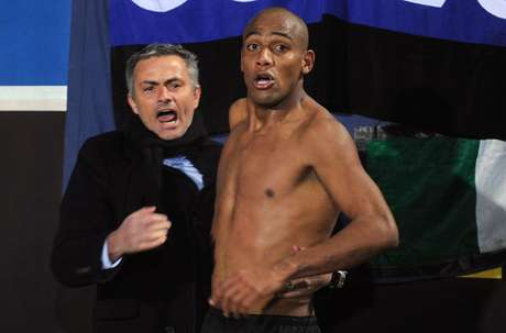 Maicon wants to reunite with Mourinho at Real Madrid Foto: Getty Images