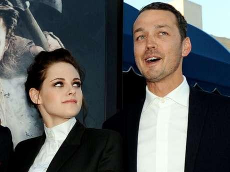 Kristen Stewart y Rupert Sanders. Foto: Getty Images