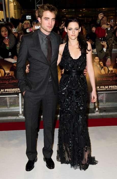 Kristen Stewart le fue infiel a Robert Pattinson Foto: Getty Images