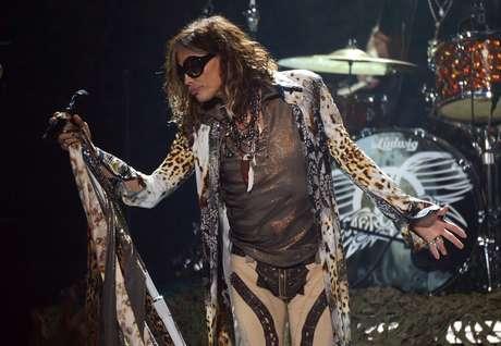 Steven Tyler de Aerosmith Foto: Getty Images