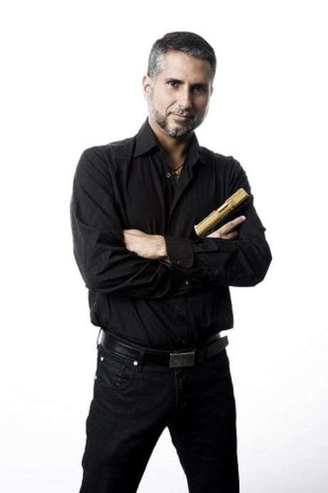 Marlon Moreno protagonizó la serie El Capo. Foto: Oficial
