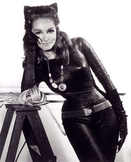 Julie Newmar como la 'Catwoman' Foto: Reproducción