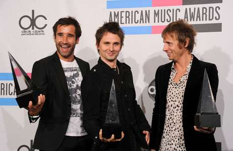 Muse Foto: Getty Images
