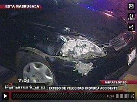 Foto: Captura video (Panamericana TV)