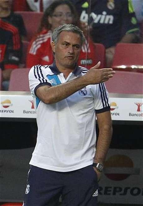Foto de archivo del entrenador del Real madrid, el portugués Jose Mourinho. Jul 27, 2012. Foto: Rafael Marchante / Reuters en español