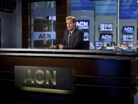 Jeff Daniels interpreta a Will McAvoy, el presentador de 'News Night'. Foto: HBO