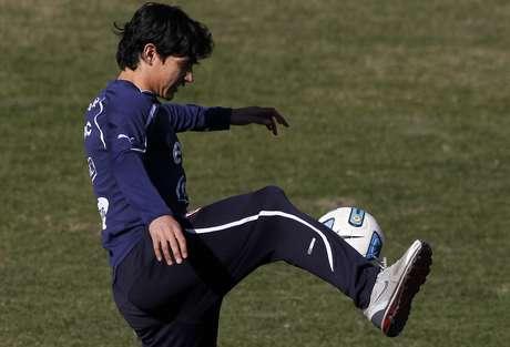 Fernández aún no supera del todo los problemas musculares Foto: Photosport