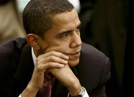 Obama otra vez esquivó el tema de las leyes que facilitan el acceso a las armas. Foto: AP