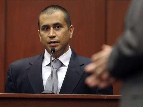 George Zimmerman, acusado de la muerte del joven afroamericano Trayvon Martin. Foto: AP