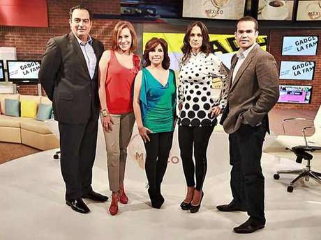 El lunes 13 de agosto comenzará el proyecto 'Las Mañanas del 7', que conjunta cuatro programas, entre ellos el de 'Hola México'. Foto: Reforma