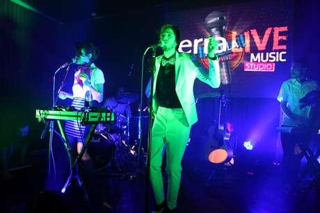 Esteman fue el cuarto invitado al Terra Live Music. Foto: David Micolta/Terra