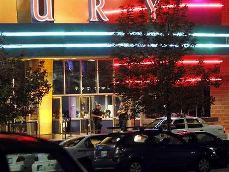El pasado 20 de julio un sujeto de nombre James Holmes arremetió a tiros a la audiencia de una sala de cine de Aurora, Colorado, dejan 12 muertos y decenas de heridos. Foto: AP
