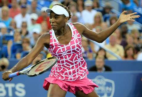 Venus Williams added insult to injury when she lost to Li Na.  Foto: AP in English