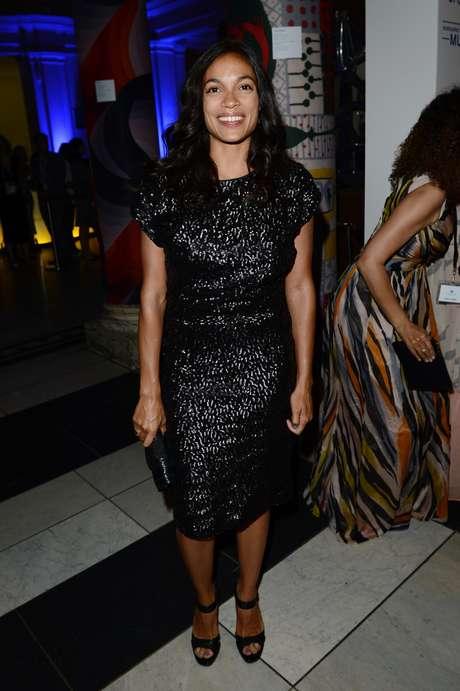 Rosario Dawson. Foto: Getty Images