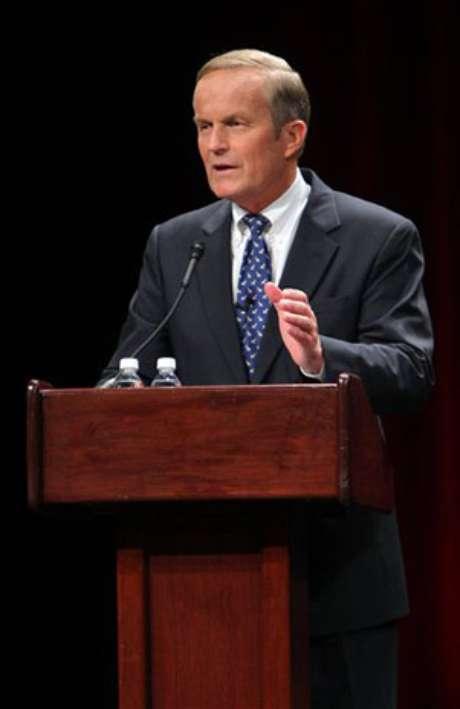 El legislador republicano Todd Akin en una imagen del 11 de junio de 2011. Foto: AP