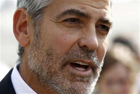 George Clooney ha acompañado a Obama desde su anterior campaña. Foto: Kevin Lamarque / Reuters en español