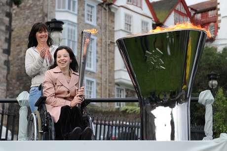 Londres busca tener los mejores Paralímicos de la historia. Foto: AFP