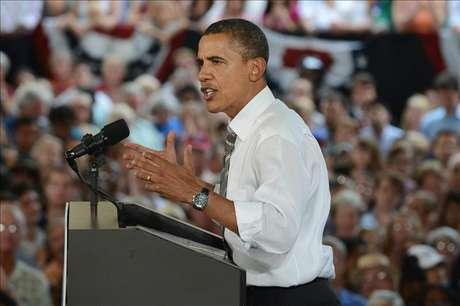Una sesión de preguntas en directo con Obama colapsa la red social Reddit Foto: Agencia EFE / EFE en español