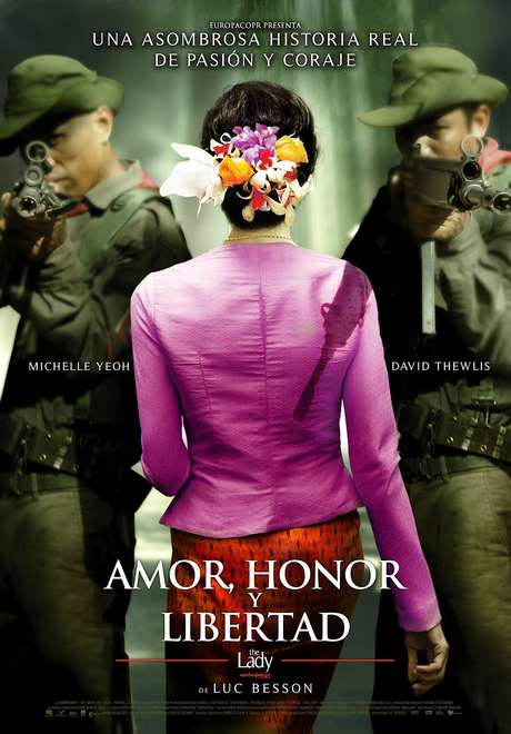 Amor, honor y libertad Foto: Difusión