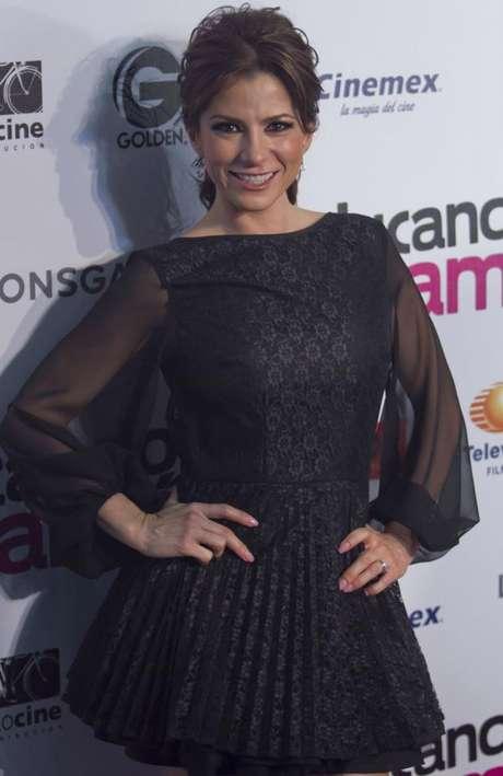 Alessandra Rosaldo pudo haber sido ventilada por José Eduardo Derbez. Foto: Clasos