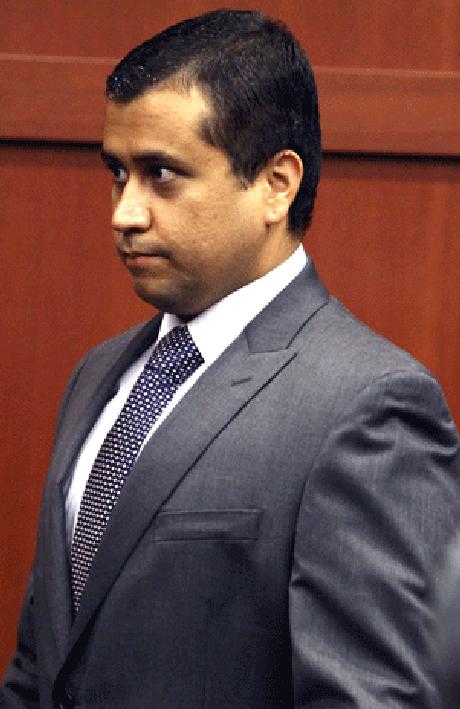 El acusado George Zimmerman había solicitado el cambio de juez. Foto: AP
