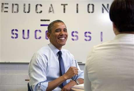 Casi 2 millones de jóvenes sin papeles podrían beneficiarse con el plan de Obama. Foto: AP