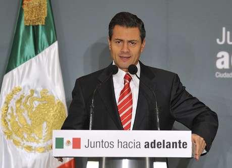 El presidente electo de México, Enrique Peña Nieto Foto: EFE/Archivo