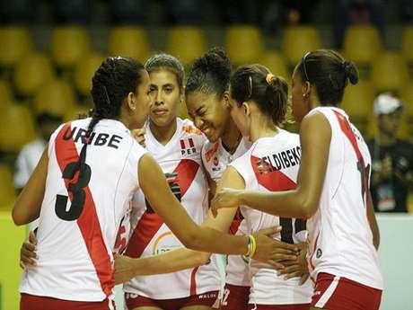 La selección peruana espera seguir sumando triunfos en la Copa Panamericana Sub 23. Foto: Vivevoley.com / Gentileza