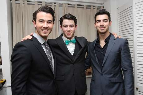 Jonas Brothers Foto: Getty Images