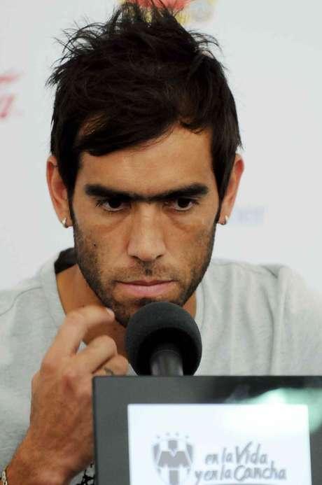 El 'Chelito' pide paciencia, dice que le falta poco para llegar a su mejor versión. Foto: Mexsport