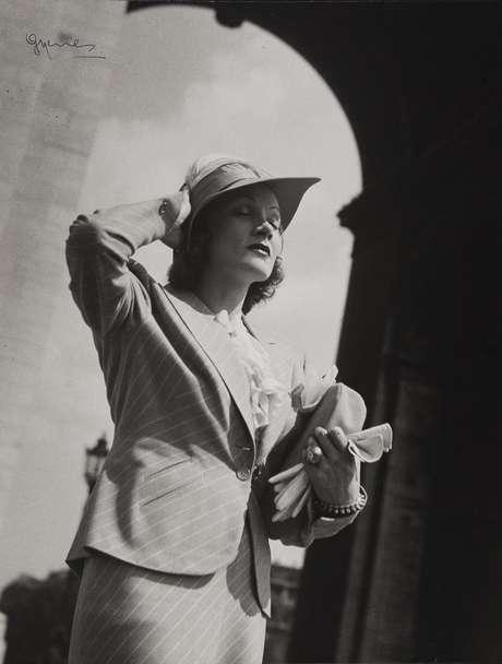 Marlene Dietrich, 1937 de Juan Gyenes Foto: Europa Press