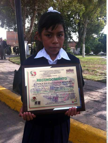 Perla Durán Montero  Foto: Reforma