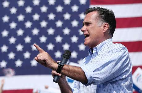 Para Mitt Romney, Obama tiende a decir cosas 'que no son verdad'. Foto: Getty Images