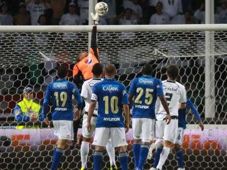 Millonarios perdió ante Itagüí 1-0 con gol de penalti tras mano en el área de Pedro Franco Foto: Terra