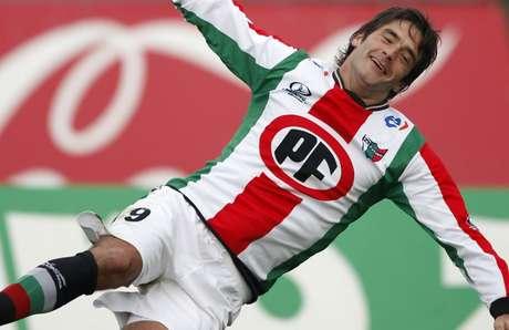 Diego Chávez marcó el único gol de los árabes. Foto: Photosport