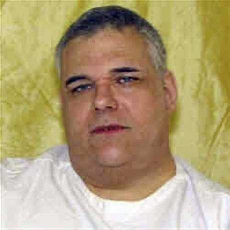 Ronald Post pesa 480 libras y por eso pidió que aplazaran su ejecución a inyección letal. Foto: AP