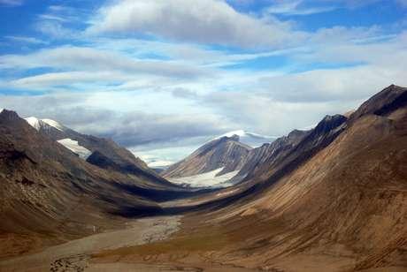La extensión de los glaciares del Ártico ha disminuido un 13 % desde 1979 a 2012. Foto: AP