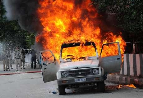 """El video """"La Inocencia de los Musulmanes"""" ha desatado protestas en el mundo musulmán.  Foto: Getty Images"""